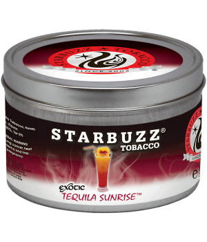 Табак Starbuzz Tequila Sunrise (Текила Санрайз) 250гр