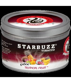 Табак Starbuzz Tropical Fruit (Тропические Фрукты) 250гр