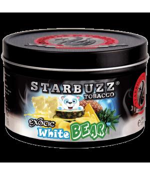 Табак Starbuzz White Bear (Белые Мишки) 250гр