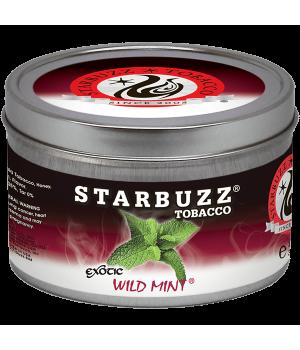 Табак Starbuzz Wild Mint (Дикая Мята) 100гр