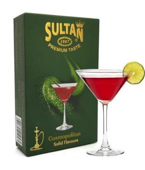 Табак Sultan Cosmopolitan (Космополитен) 50 гр