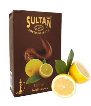 Табак Sultan Lemon (Лимон) 50 гр