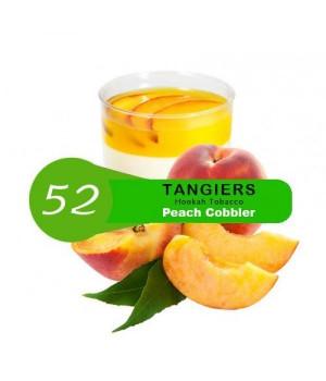 Табак Tangiers Birquq Peach Cobbler 52 (Персиковый Десерт) 250гр