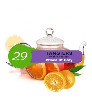 Табак Tangiers Burley Prince of Gray 29 (Серый Принц) 250гр