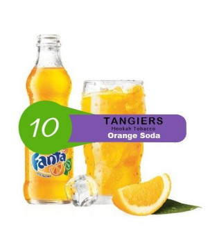 Табак Tangiers F-Line Orange Soda 10 (Оранж Сода) 250гр