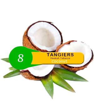 Табак Tangiers Noir Coconut 8 (Кокос) 250гр