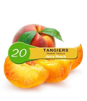 Табак Tangiers Noir Juicy Peach 20 (Сочный Персик) 250гр