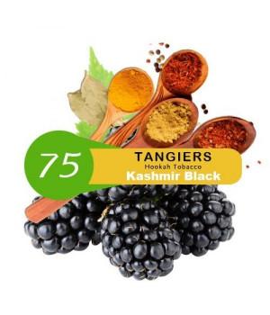 Табак Tangiers Noir Kashmir Black 75 (Кашмир Блэк) 250гр