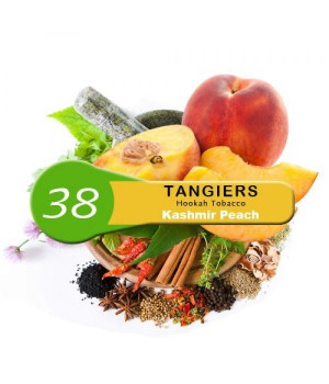 Табак Tangiers Noir Kashmir Peach 38 (Кашмир Персик) 250гр
