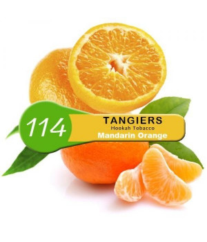 Табак Tangiers Noir Mandarin Orange 114 (Мандарин Апельсин) 250гр
