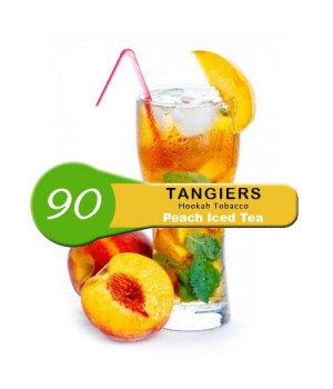 Табак Tangiers Noir Peach Iced Tea 90 (Персик Чай Лед) 250гр