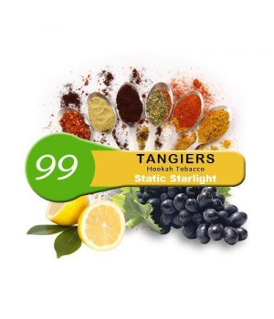Табак Tangiers Noir Static Starlight 99 (Вечное Сияние Звезд) 100гр
