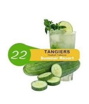 Табак Tangiers Noir Summer Resort 22 (Летний Курорт) на развес 1 гр