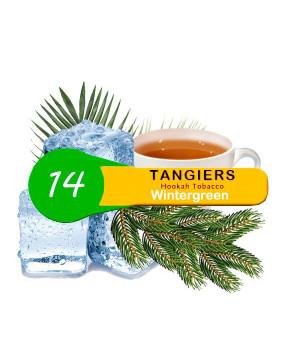 Табак Tangiers Noir Wintergreen 14 (Винтергрин) на развес 1гр