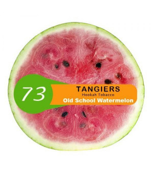 Табак Tangiers Special Edition Old School Watermelon 73 (Олдскул Арбуз) 250гр