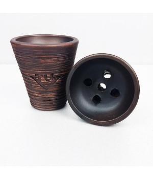 Чаша Глиняная Типичная Чаша №1 (Мумия)