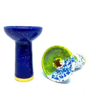 Чаша Глиняная Gusto Bowls Glass Classic Phunnel (Класический Фанел Глазурь)