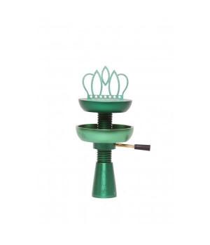 Чашка Minzari Lex (Зеленая)