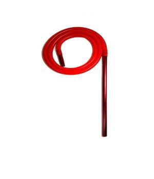 Шланг Силиконовый Amy Deluxe S Slim (Красный)