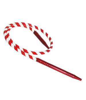 Шланг Силиконовый Candy Set Zebra (Красный)
