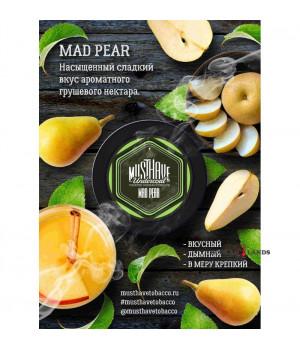Табак Must Have Mad Pear (Груша) 25 гр.
