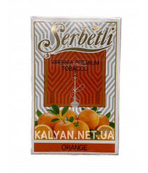 Табак Serbetli Orange (Апельсин) 50гр
