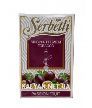Табак Serbetli Passion Fruit (Маракуйя) 50гр