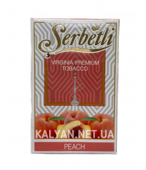 Табак Serbetli Peach (Персик) 50гр