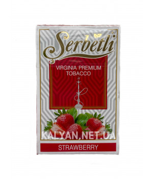 Табак Serbetli Strawberry (Клубника) 50гр